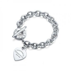 Heart tag TOGGLE bracelet Return to Tiffany
